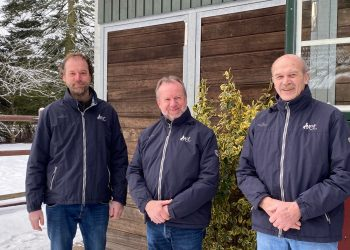 Neu im Team: Tierarzt Björn Teegen